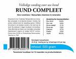 Rund Compleet | 500 gram