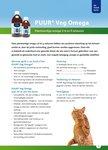 PUUR Veg Omega 250 ml | Hond - Kat - Paard