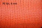 PE lijn, 8 mm
