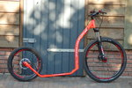 Crussis Cross Foot Bike