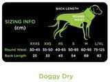 Doggy Dry Hondenbadjas_
