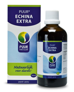 PUUR Echina extra 100 ml | Paard - Pony