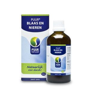 PUUR Blaas en Nieren, 100 ml | Paard - Pony