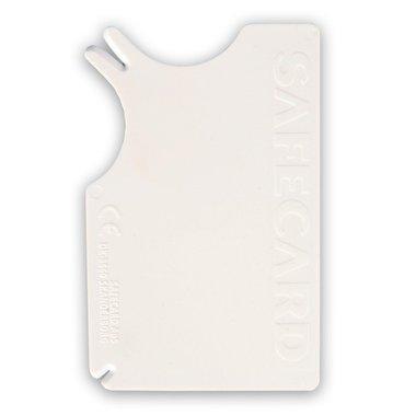Safecard tekenverwijderaar