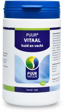 PUUR Vitaal Huid & Vacht, 150 gr | Hond - Kat