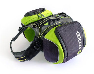 EQDog Flex Pack hondenrugzak S