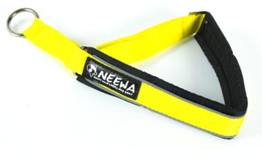 Semi-choke collar