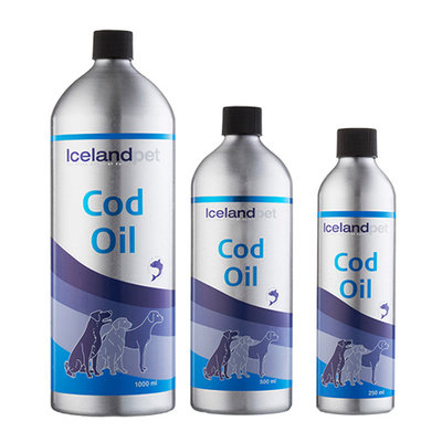 Island Pet Cod Oil