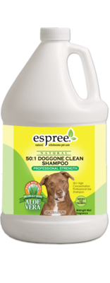 Doggone clean shampoo