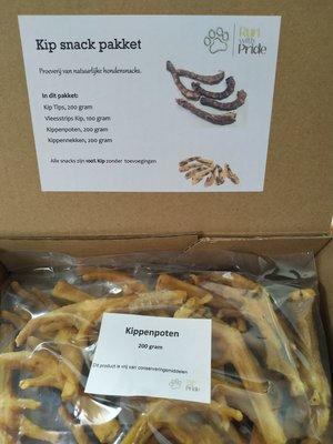 Kip Snack pakket