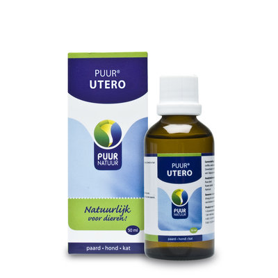 PUUR Utero, 50 ml | Hond - Kat - Paard