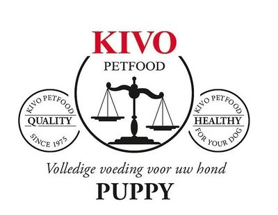 KIVO Puppy Compleet | 500 gram