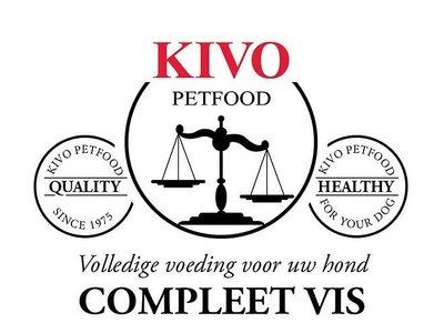 KIVO Compleet Vis | 1000 gram