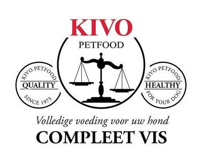 KIVO Compleet Vis | 500 gram