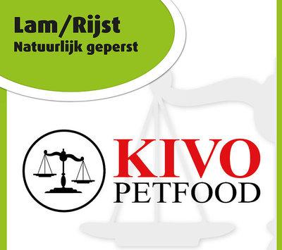 Lam & Rijst natuurlijk geperst | 15 KG