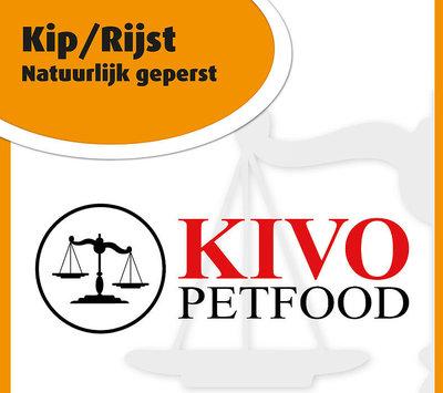 Kip & Rijst natuurlijk geperst | 15 KG