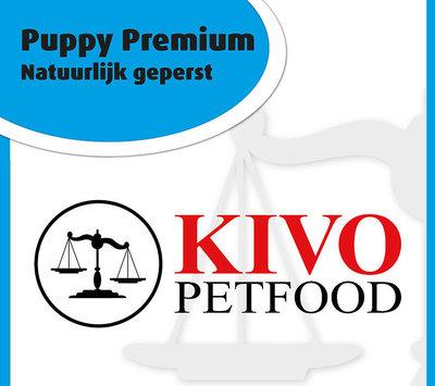 Puppy Premium natuurlijk geperst | 15 KG
