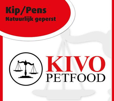 Kip & Pens natuurlijk geperst | 15 KG