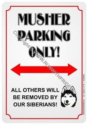 Musher Parking