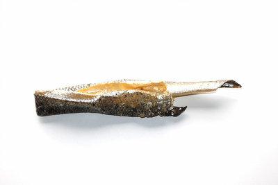 Gedroogde Zalmhuid | 200 gram