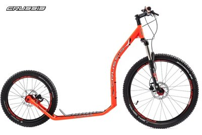 Crussis Cross Foot Bike