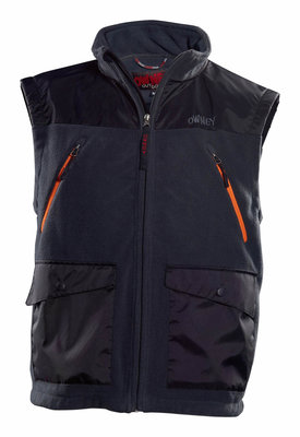 Owney Companion Fleece Vest