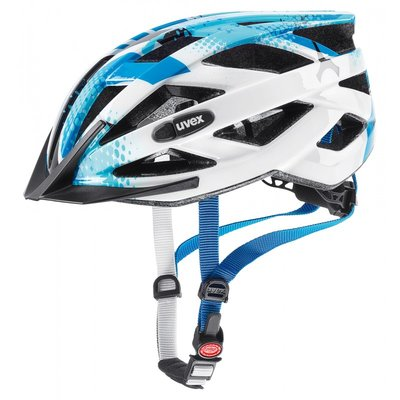 Helm Airwing lightblue/silver - S