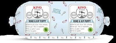 Rund & Kip Puppy (voorheen KIVO Puppy Compleet) 500 gram