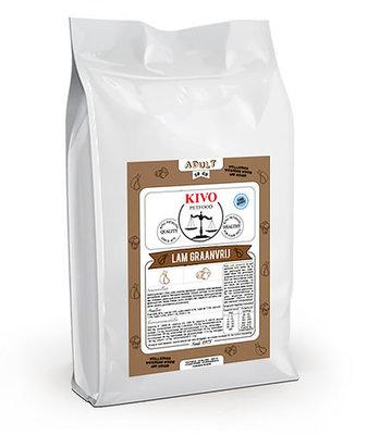 Lam graanvrij - koudgeperst - Adult | 15 kg