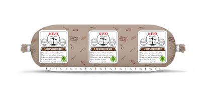 5 Diersoorten Mix | 1000 gram