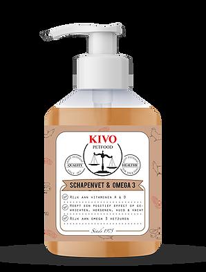 Kivo Schapenvet & Omega 3