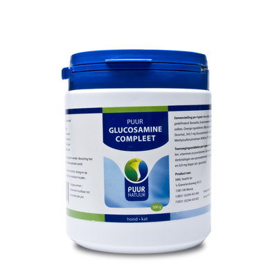 PUUR Glucosamine compleet / Glucosamine Extra  | Hond - Kat