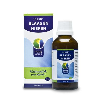 PUUR Blaas en Nieren, 50 ml | Hond - Kat
