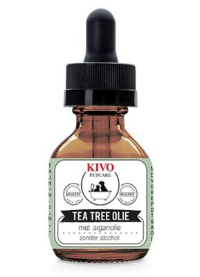 Tea Tree Olie met Arganolie