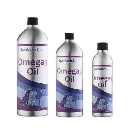Iceland Pet Omega-3 Oil | Hond - Kat