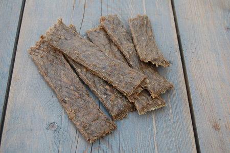 Lam vleesstrips   100 gram