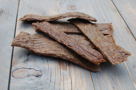 Paard vleesstrips   100 gram