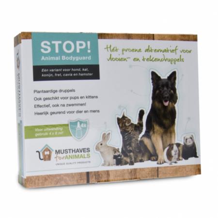 STOP! Animal Bodyguard