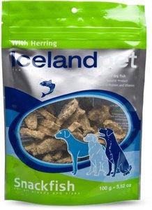 Icelandpet snack met haring