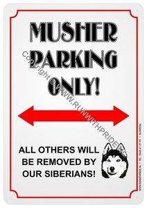 Musher Parking