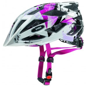 Helm Airwing white/pink - S