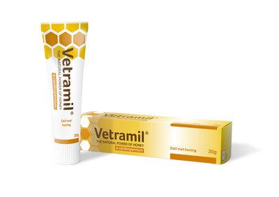 Vetramil Honingzalf tube 30 gram