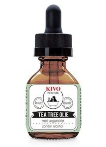Tea Tree olie met Argan olie