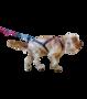 Inlandsis open-back harnas - voor kleine honden onder de 15 KG